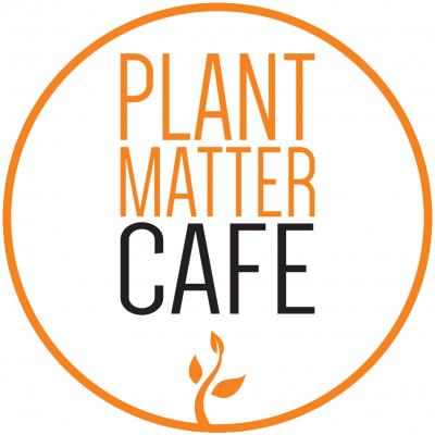 Plant Matter Cafe Logo